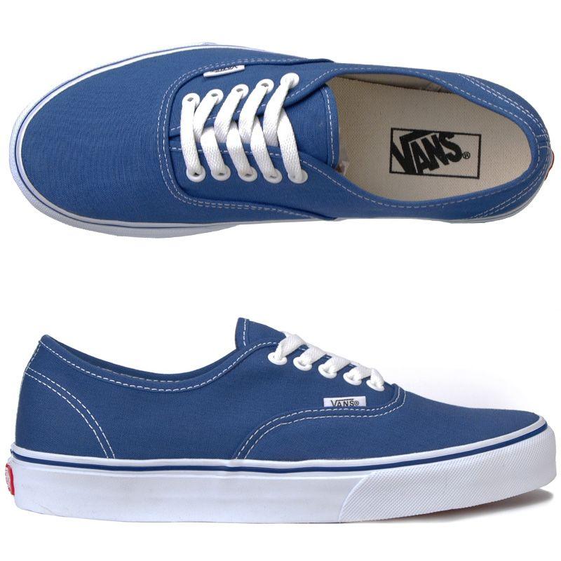 vans classics, navy | Blue vans shoes, Sneakers, Navy blue vans