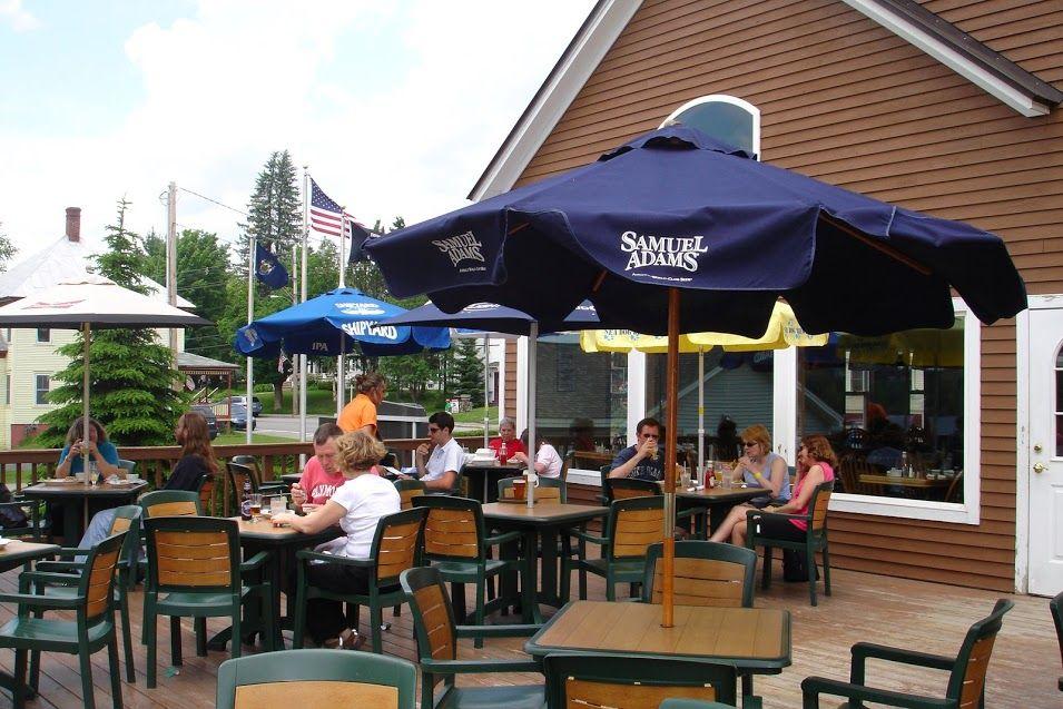 Parkside Main Restaurant 2511 Street Rangeley Me