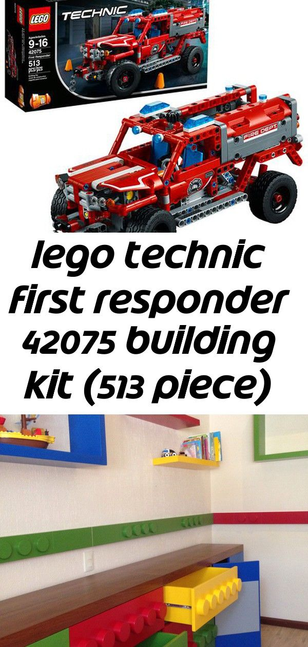 Lego Technic First Responder 42075 Building Kit 513 Piece Ahnliche Artikel Wie Lego Ninjago Enter At Your Own Risk Vinyl With Images Lego Technic Lego Vinyl Wall Decals