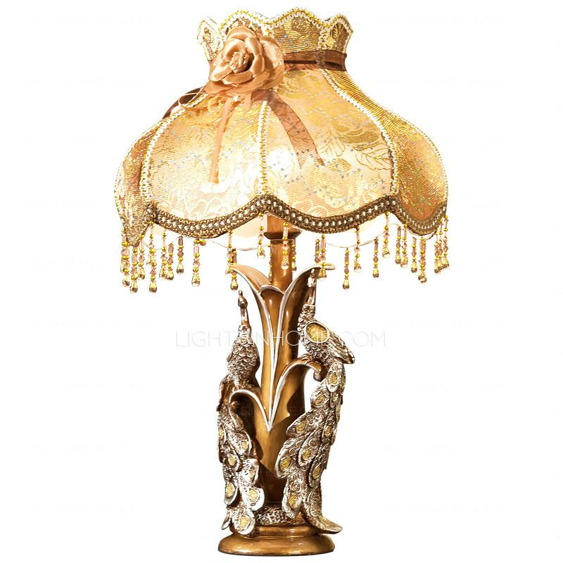 cheap lampholder buy quality directly from china suppliers modern bed room table lamp luxurious fabric lampshade living room decoration abajur table lamp - Fancy Lamps For Living Room