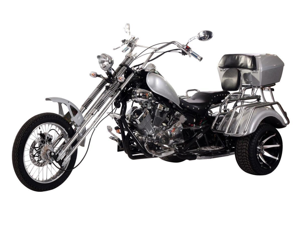TRI001 250cc Trike 5speed Transmission, LIFAN Double