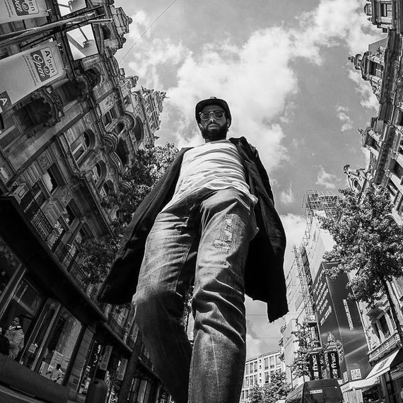 Willem Jonkers The Fisheye Master Of Street Photography Street Photography Portrait Street Portrait Fisheye Photography