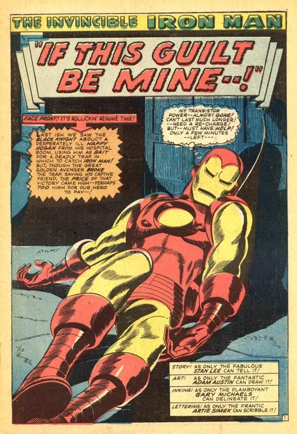 """Gene Colan penciled under the name """"Adam Austin"""" (here is"""