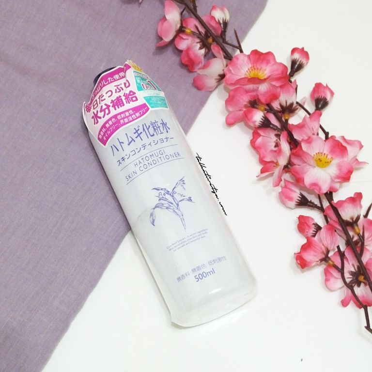 Beauty Spray Untuk Gatal Kulit: Review Hatomugi Skin Conditioner Indonesia Untuk Kulit