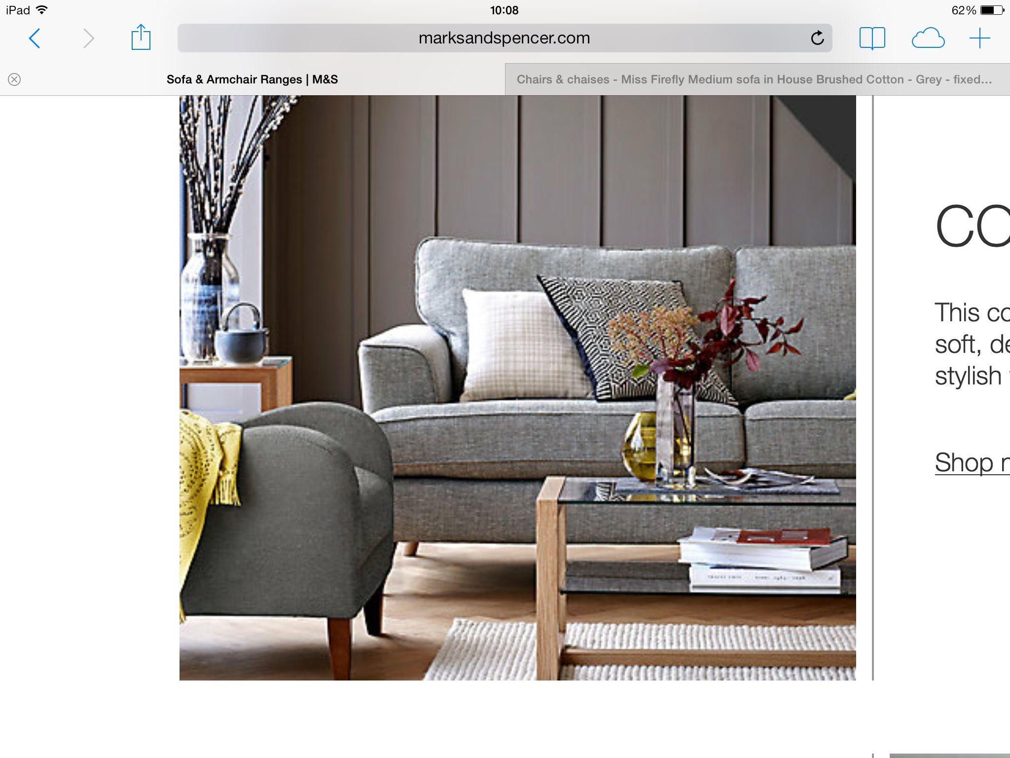 Osca Fabric Sofa Range Sofology