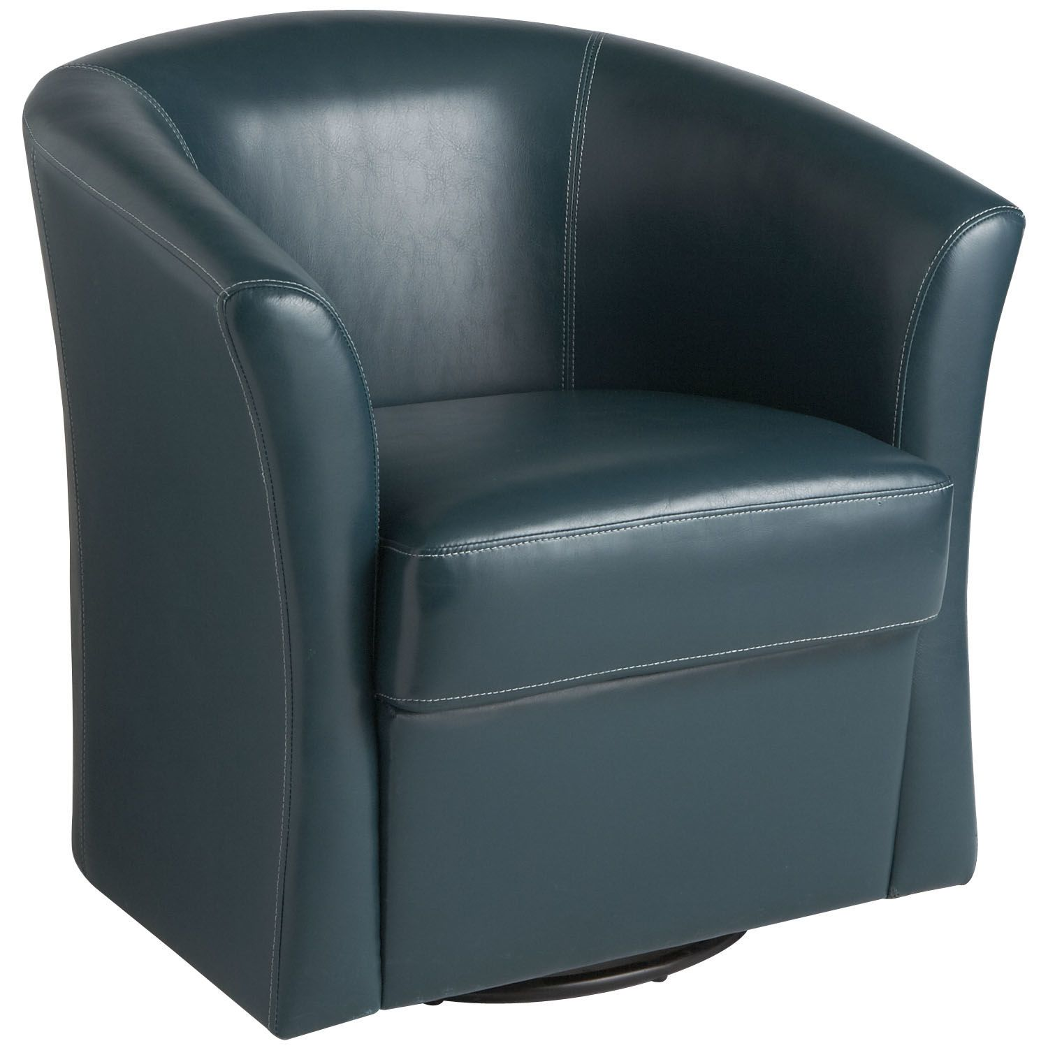 Isaac Swivel Chair Teal Pier 1 Imports Swivel chair