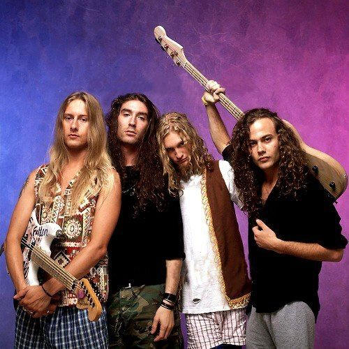 Alice In Chains Music Bands Rockbands Aic Seattlesound
