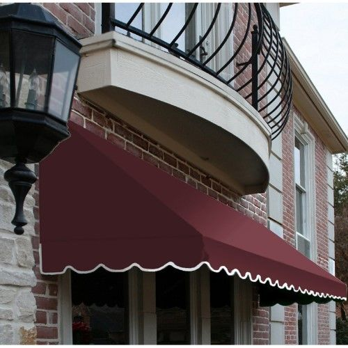 Awntech Beauty Mark San Francisco 3 Ft Window Door Awning