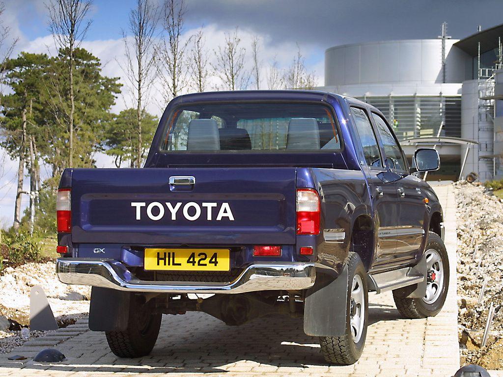 Kelebihan Kekurangan Toyota Hilux 1999 Murah Berkualitas
