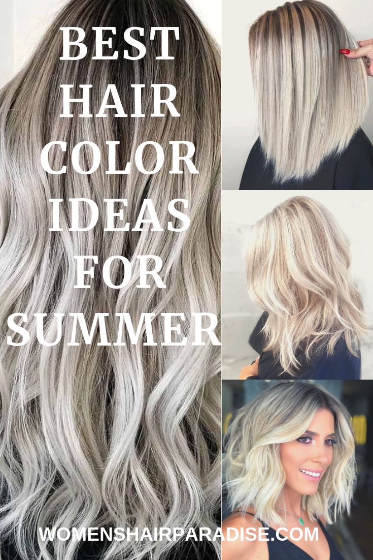 8 Most Beautiful Blonde Hair Colors To Try Out This Year Women S Hair Paradise Cool Blonde Hair Blonde Hair Color Cool Hair Color