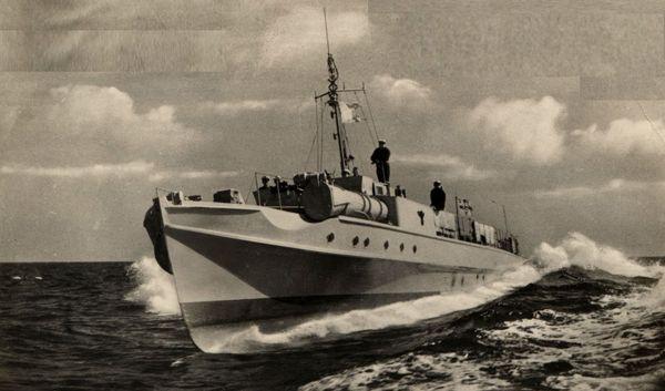 Schnellboote of the Kriegsmarine.