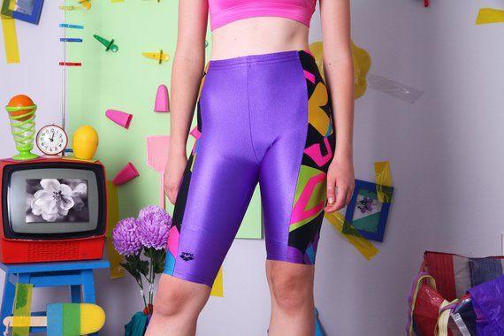 0c386d878 80s neon shorts