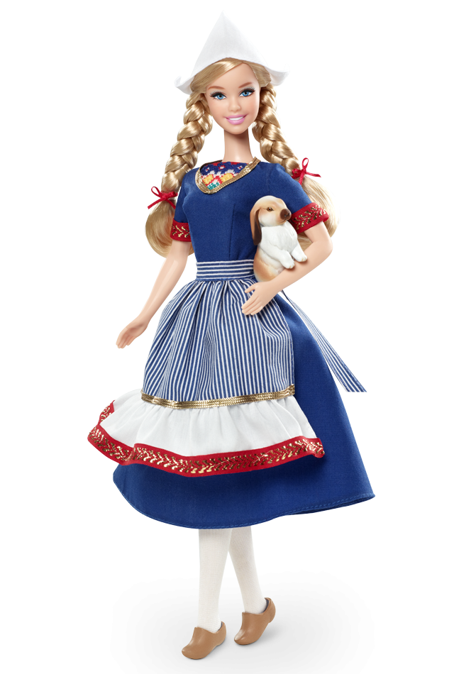 86509a1fa5fb0 Holland Barbie Doll - Dolls of the World - Europe Collectible Doll ...
