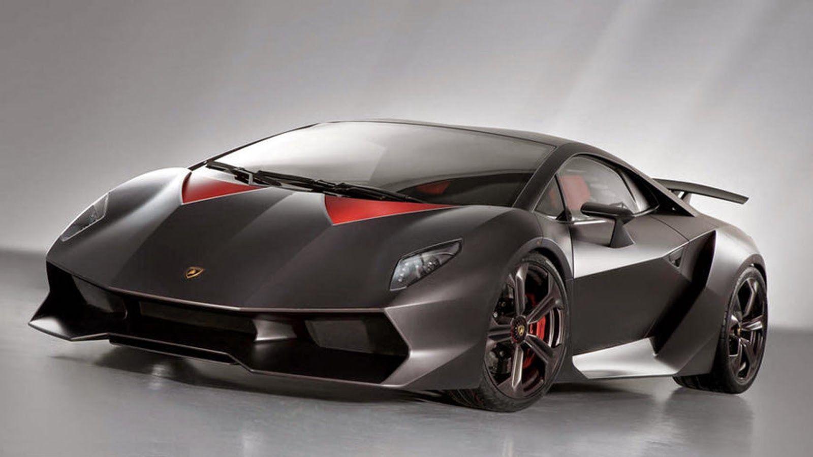 Mobil Lamborghini Sesto Elemento Lamborghini Sesto Lamborghini