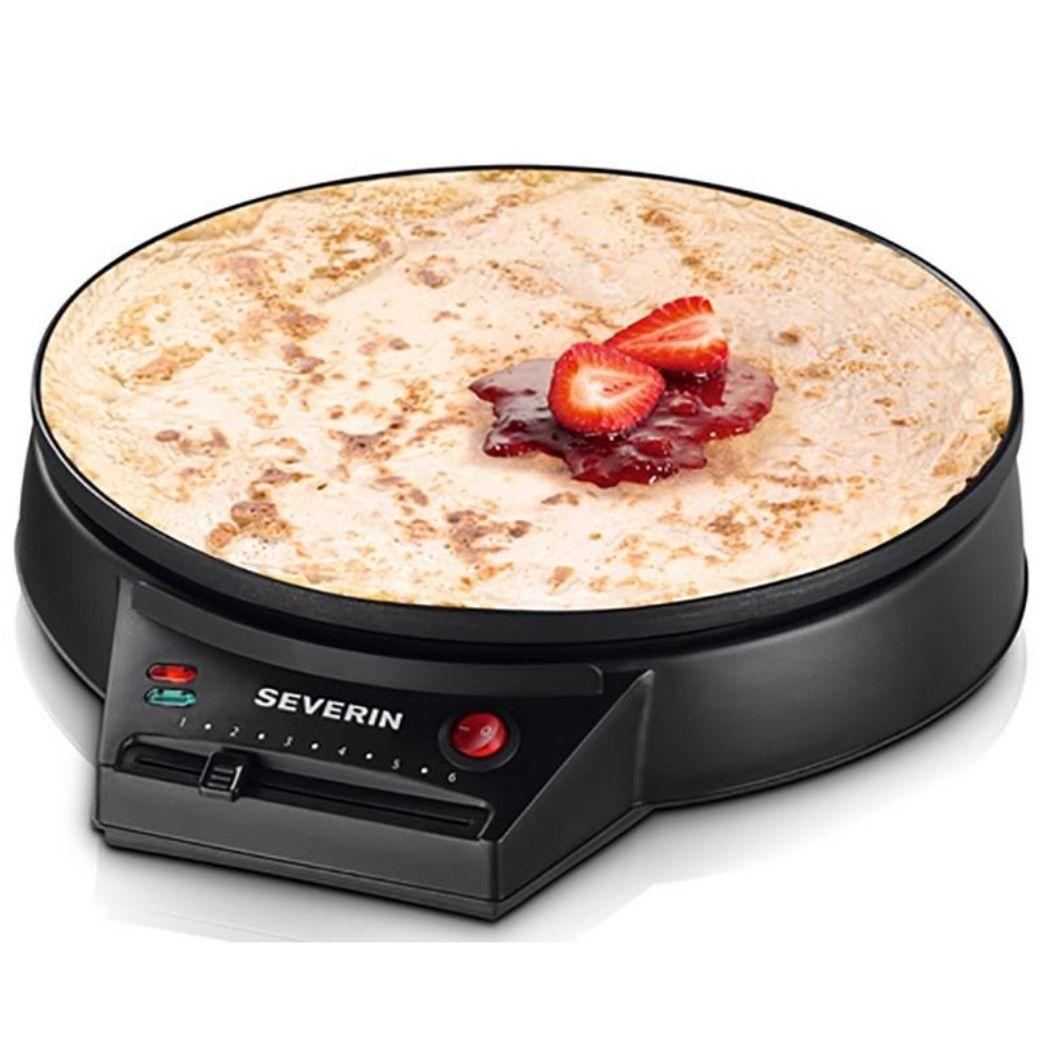 Severin CM2198 Crepe Pancake Maker 1000W #pancakemaker