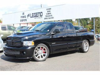 2005 Dodge Ram 1500 Quad Cab Srt 10 Viper V 10 8 3l Engine