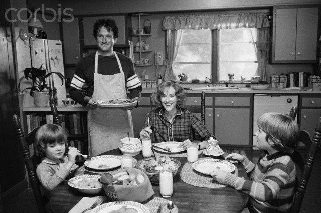 On the Set of The World According to Garp, 01 December 1981 © Nancy Moran/Sygma/Corbis