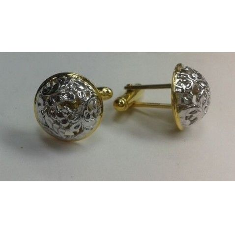 If you're just starting to add cuff links to your shirts, than these are the perfect addition to  complete your look!   http://www.ananasa.com/vintage-cufflinks-in-sterling-silver.html