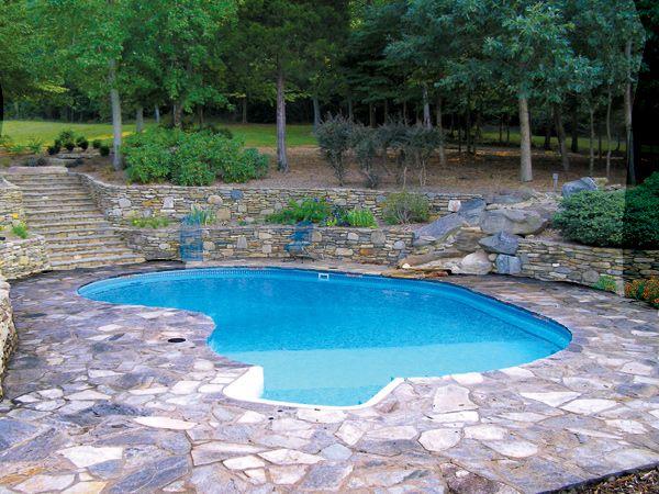 Pacific Pools Kidney Swimmingpool Swimming Pools Backyard Outdoor Pool Swimming Pool Construction