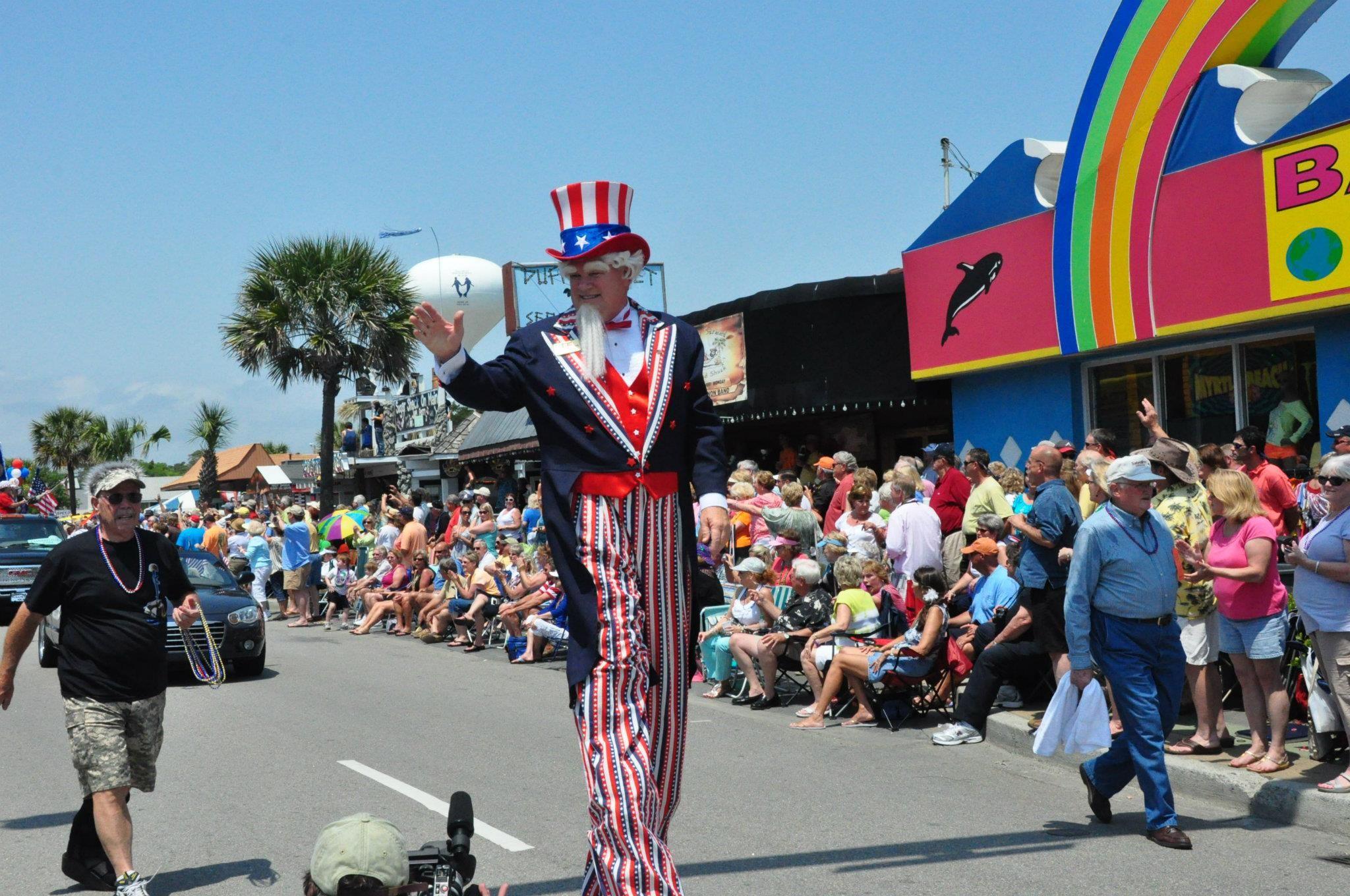 SOS parade main street North Myrtle Beach | Photography, Posing ...