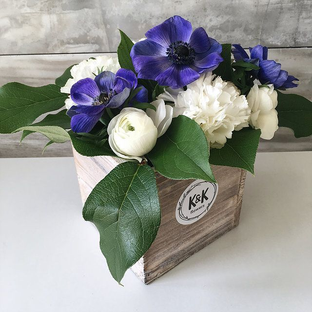 Bouquets made with love. Small flower arrangement | K&K Flowers ...