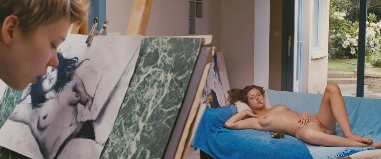 Blue is the warmest color sex scenes