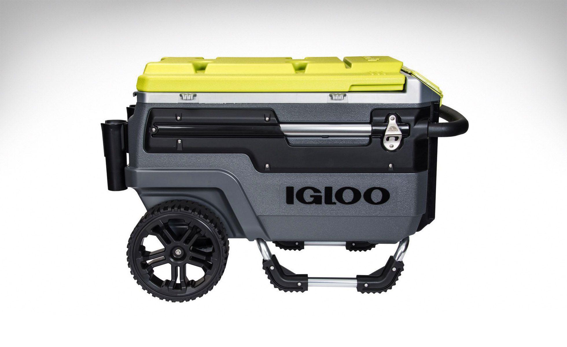 Igloo AllTerrain Trailmate Cooler GearHungry