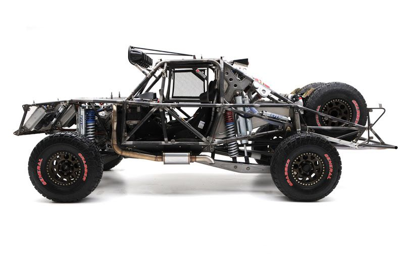 Camburg Kinetik Trophy Truck A Perfect Template For A Rc