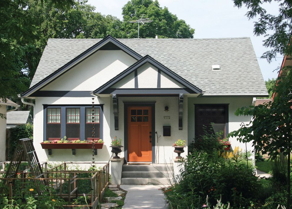 House Trim Colors For White House Small House Exteriors
