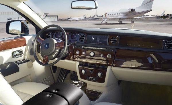 2017 Rolls Royce Interior