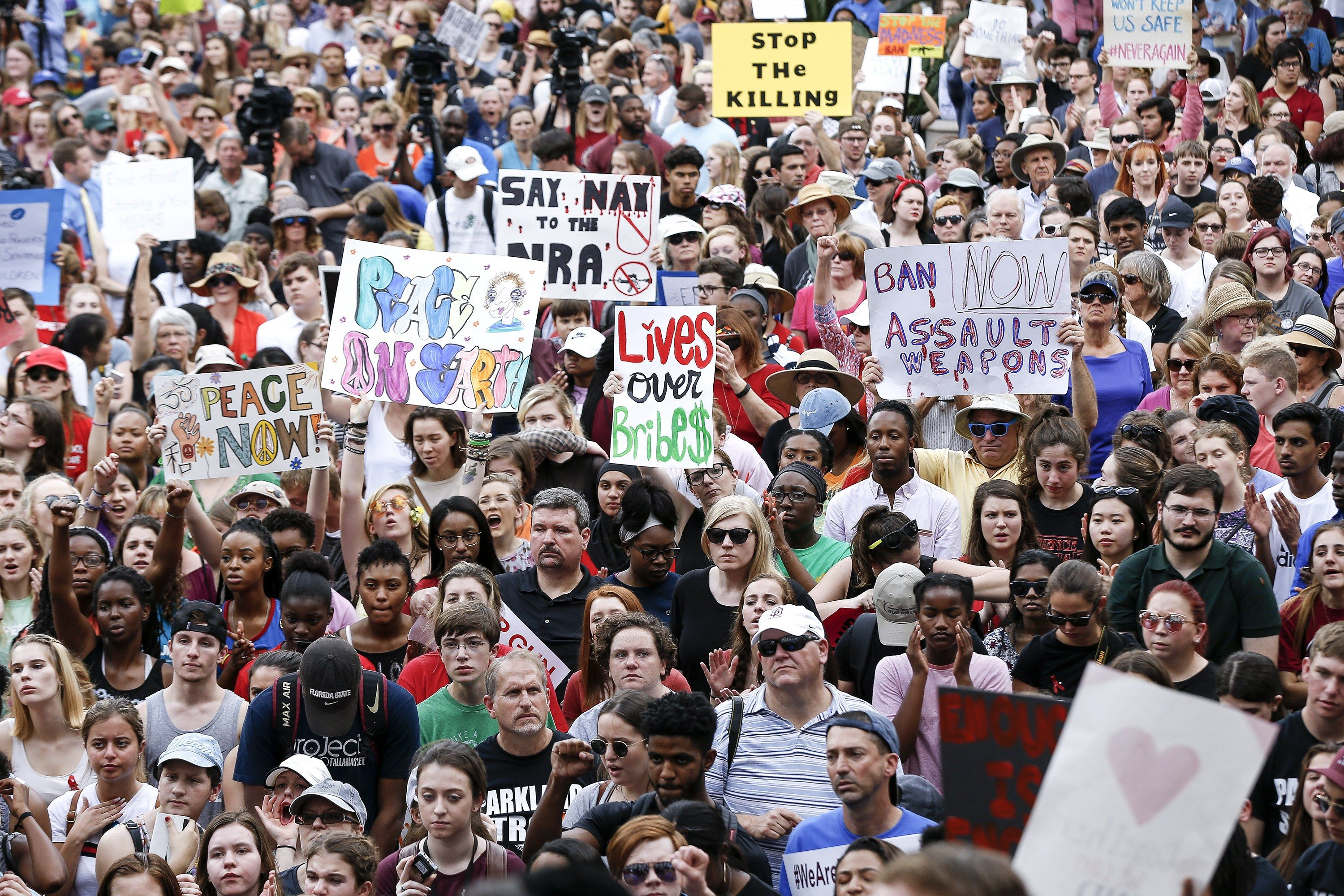 Everything You Need To Know About The National School Walkout March For Our Lives National School Walkout Stoneman Douglas High School