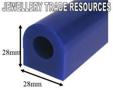 JEWELLERS LOST WAX CASTING CARVING 28mmx 28mm RING TUBE