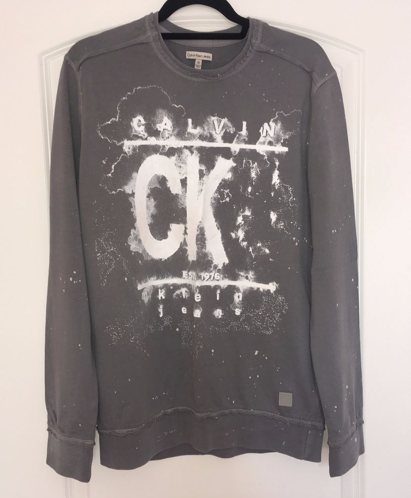 Crewneck Sweatshirt HANES NEW Men/'s Size S-3XL PrintProXP Ultimate Cotton Crew