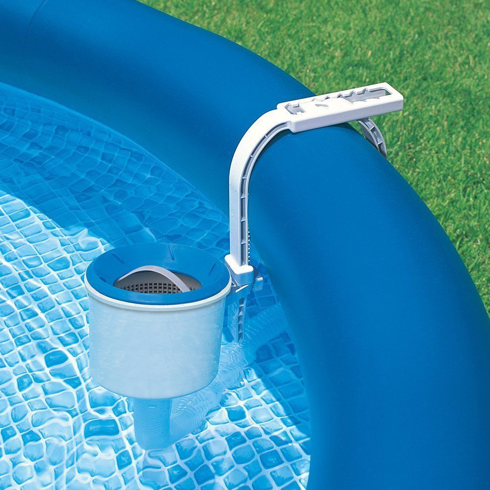 Intex Above Ground Swimming Pool Skimmer Deluxe Wall Mount Surface ...