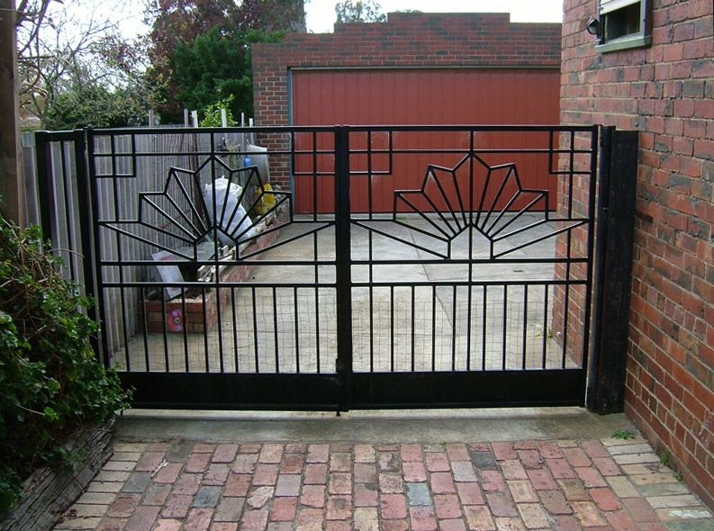 Art Deco Fence Google Search Art Deco Door Fence Design