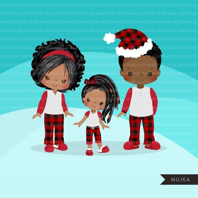 dad mom Christmas portraits Family portraits clipart baby and kids collection red family graphics grandparents Sublimation Designs