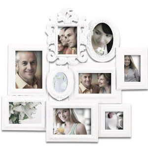 white picture frames often leave a good first impression in the eyes of the people who looked at them they play a unique role among other typical