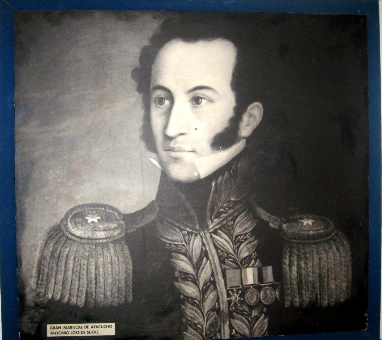 Hace 190 Anos Que Bolivar Designo A Sucre Gran Mariscal De