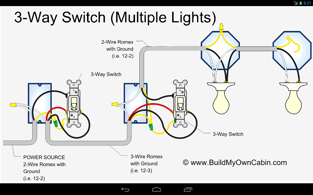 Wiring Diagram 3 Way Switch New For Switches Dimmer