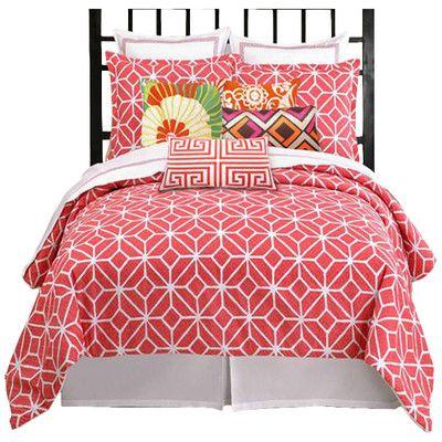 Trina Turk Residential Trellis Bedding Collection Home Decor Bedding Sets Bed