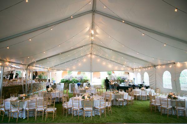 Rustic Elegant Texas Wedding Tulip WeddingWedding ReceptionsReception IdeasTent
