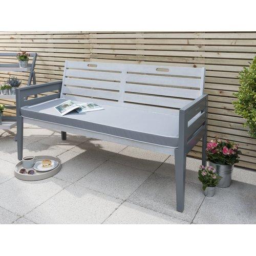 Mccormick 3 Seat Wooden Bench Lynton Garden Wooden Bench Bench Set