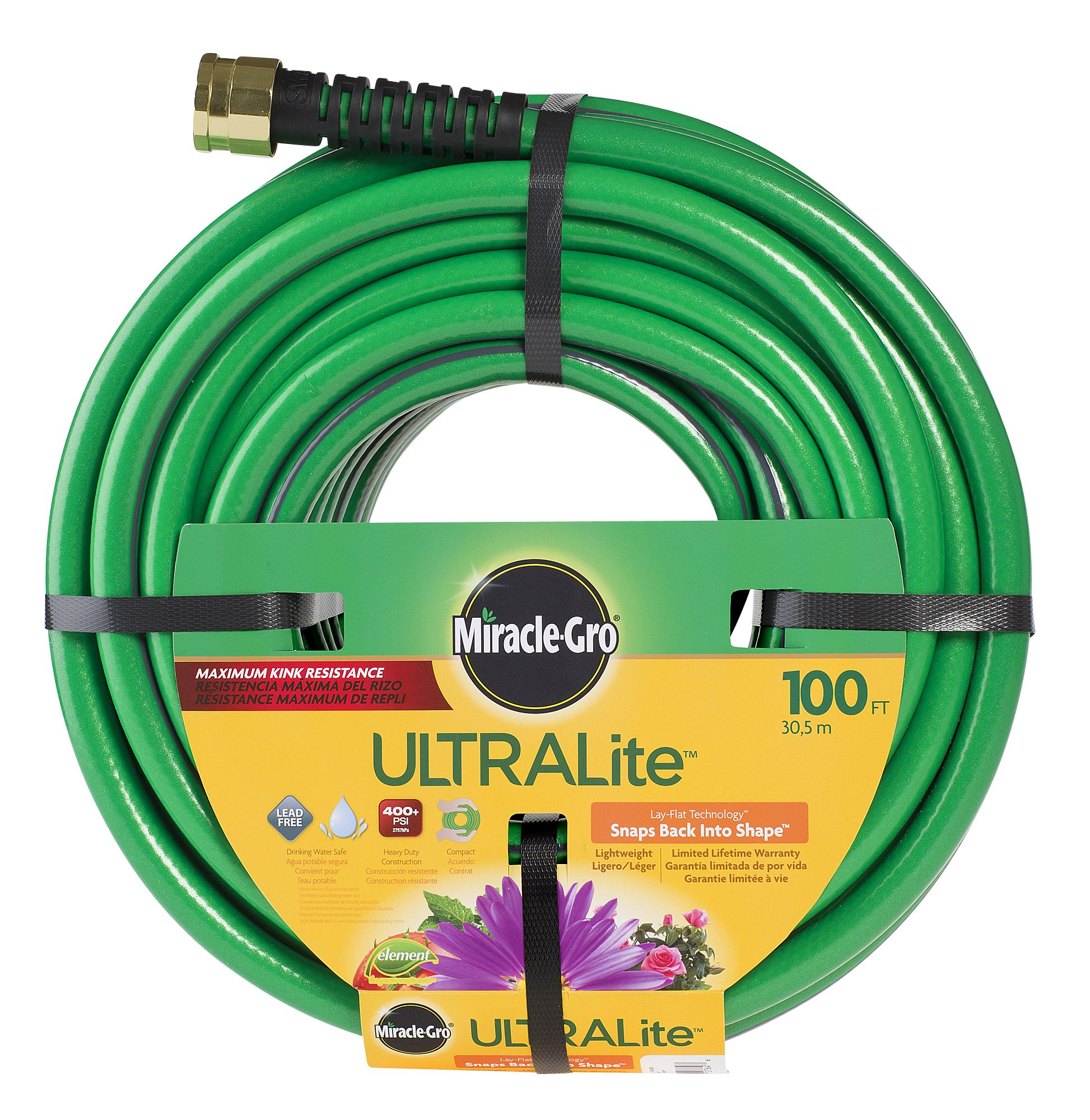 http www swanhose com miracle gro ultra lite 100 ft hose