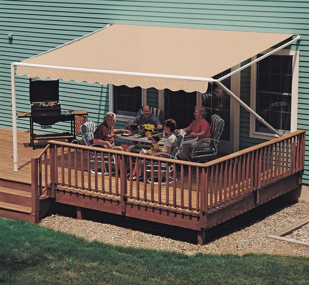 15 FT SunSetter 900XT Retractable Awning 25 Less Expensive On Ebay