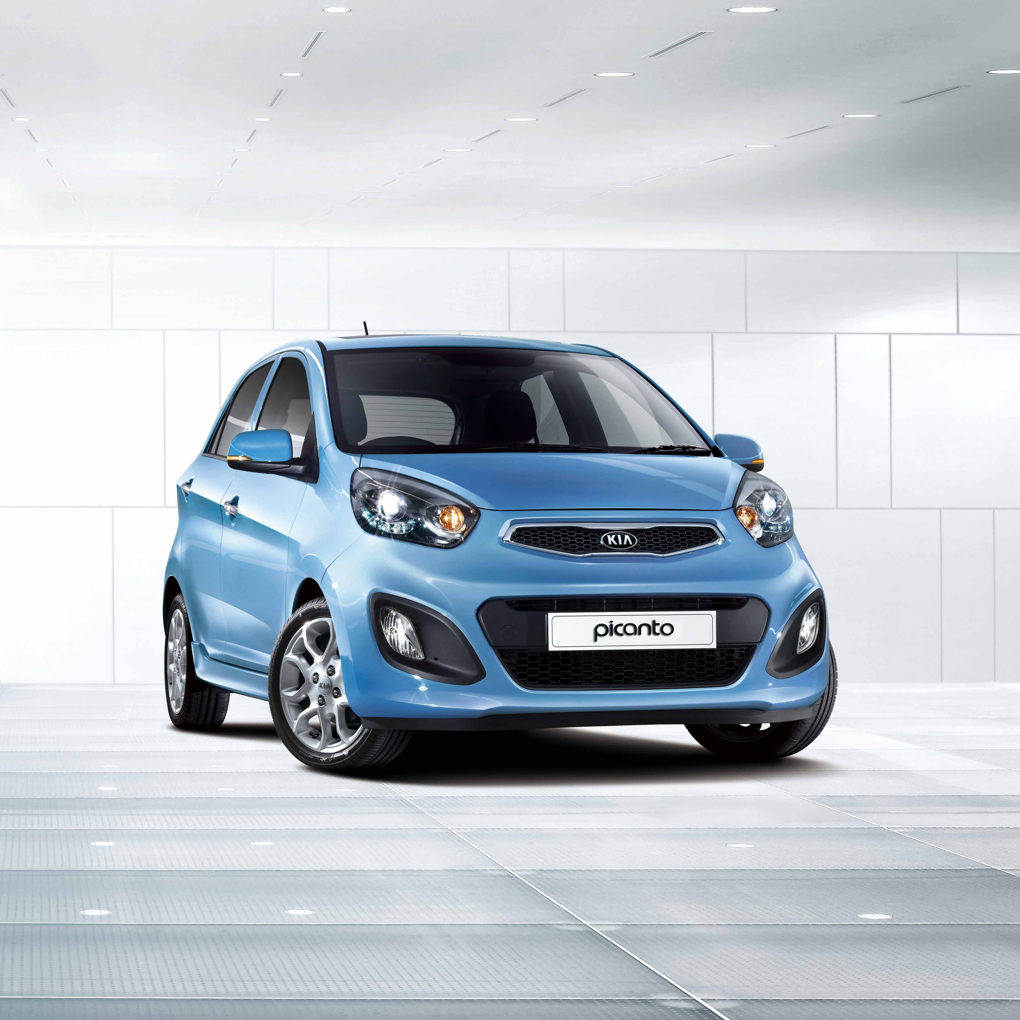 The Kia Picanto is a city car produced since 2004. It is