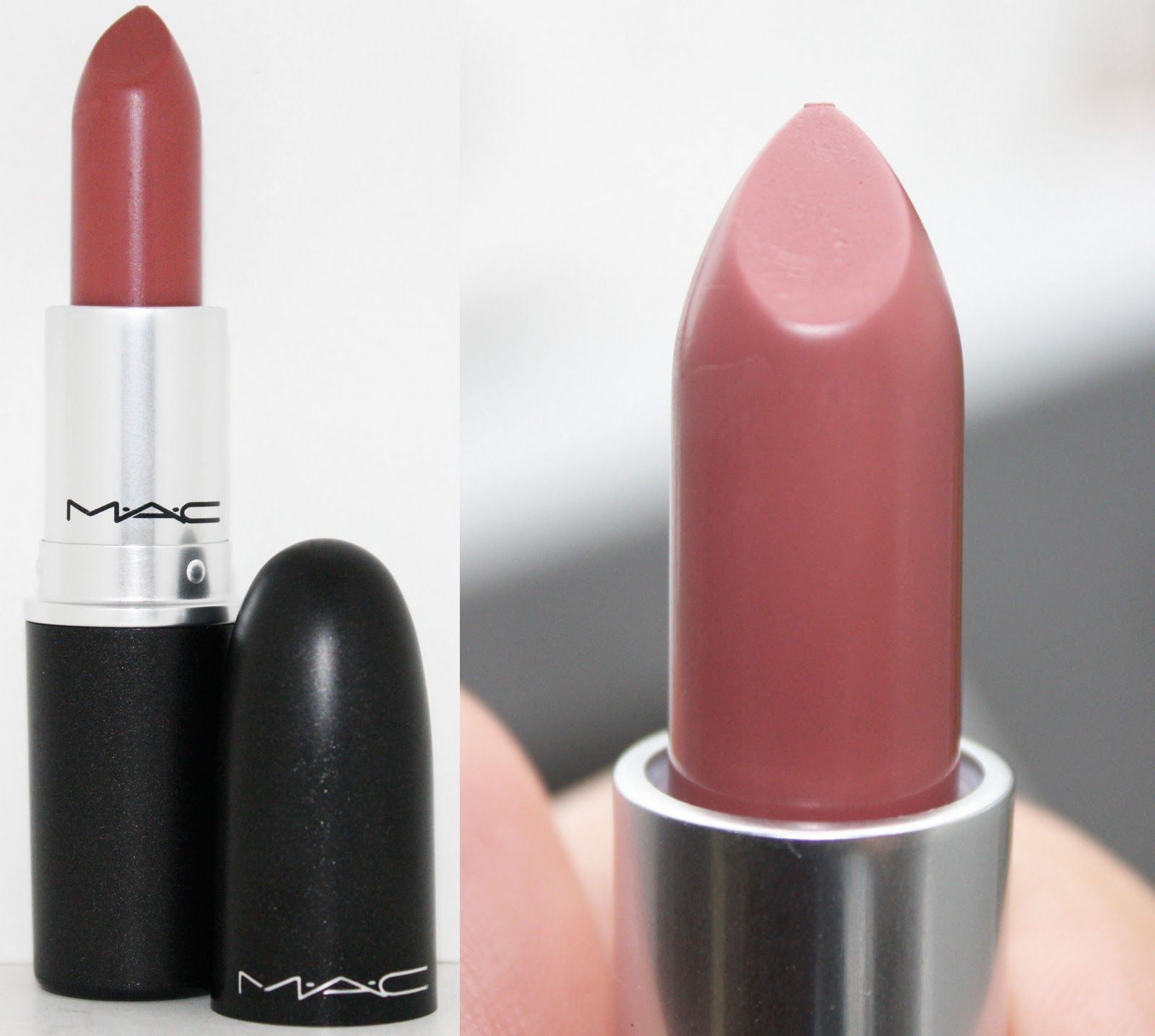 Mac Lipstick Faux This Lipstick Is A Great Natural -4026