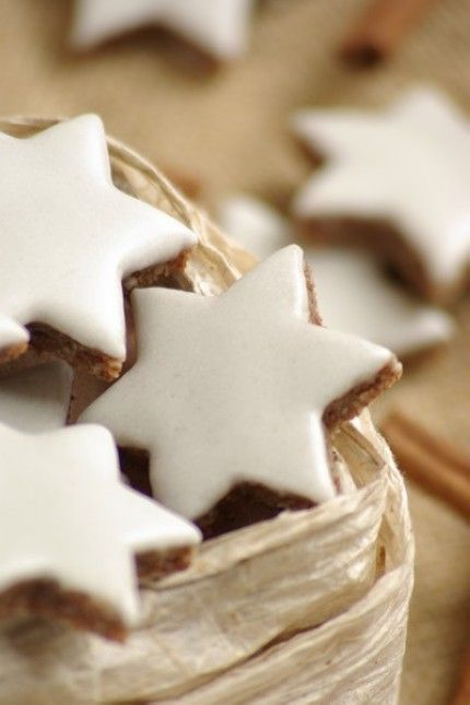 Weight Watchers Cinnamon Star Cookies Recipe Ww Recipes Weight
