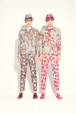 : MARC JACOBS MENSWEAR COLLECTION <3