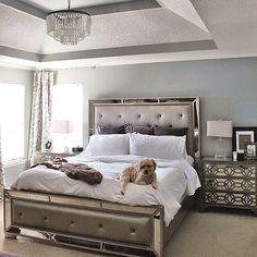 Ava Bed Z Gallerie Guest Bedroom 2 Bedroom Bed Cozy Bedroom