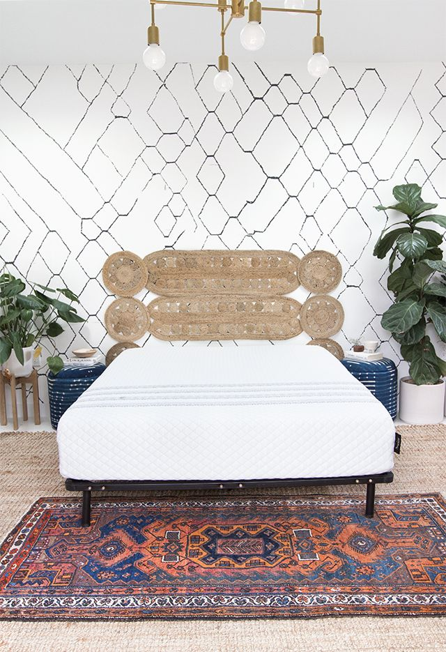 #sponsored // Guest room with @sapirasleep mattress